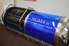 高濃度酸素カプセル